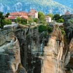 Oferta pelerinaj Grecia manastirea marea Meteora 2013