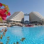 Oferte vacante reduse Turcia Antalya august 2013 - Miracle Resort