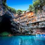 Oferta Vacanta Grecia Kefalonia Insulele Ionice, Lacul Melissani 2013