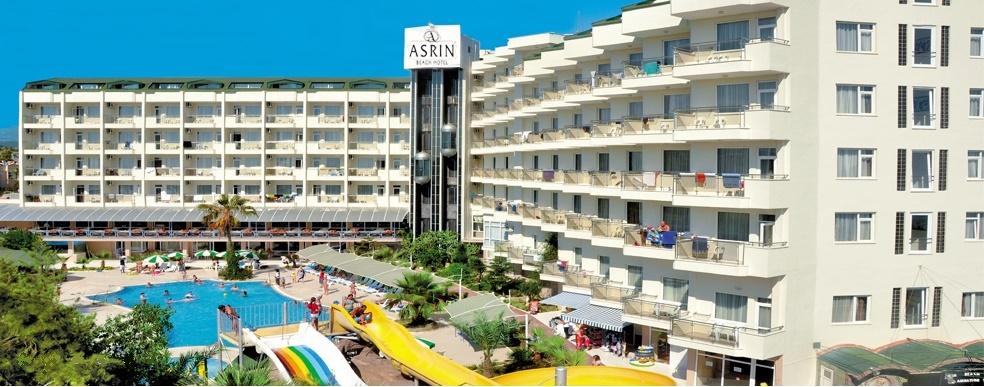 Oferta Vacanta Alanya Turcia 2014 Hotel Asrin Beach 4