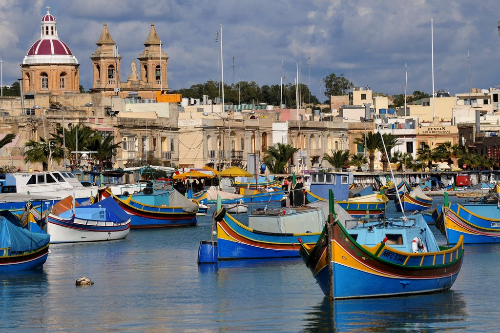 Oferta speciala Seniori Malta 2014
