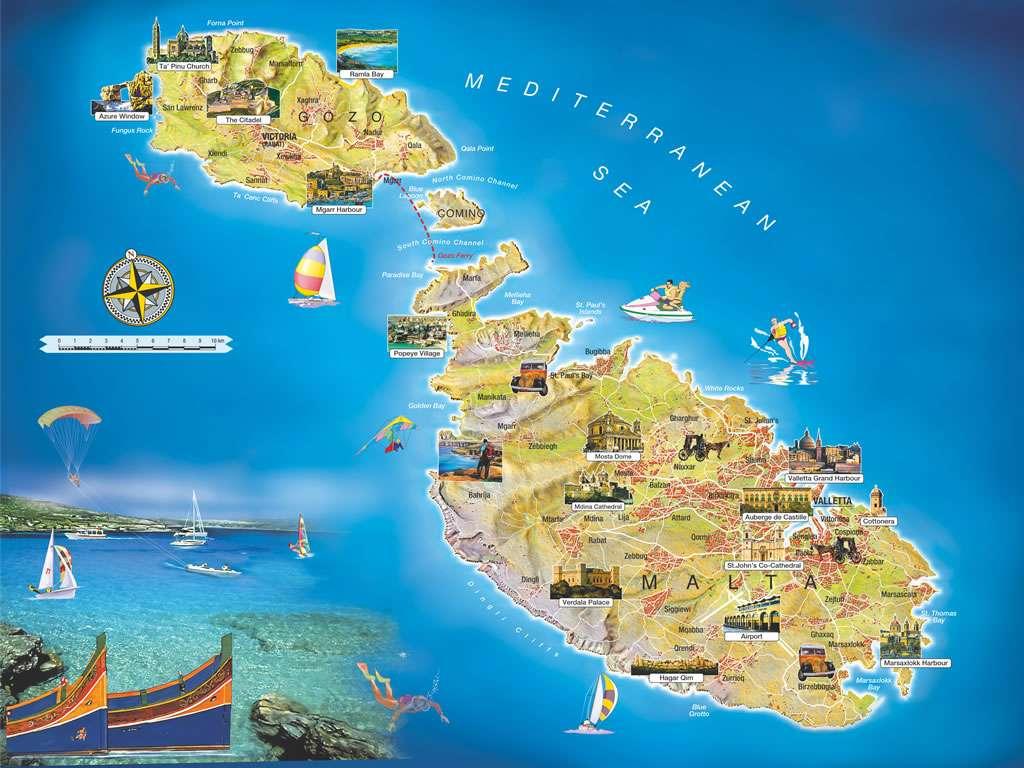 Super Reduceri Vacanta Malta 2014
