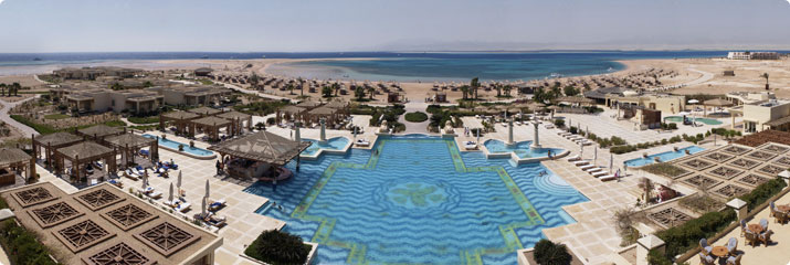 Sheraton Soma Bay 5* all inclusive